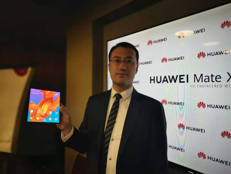 何刚:华为首款5G折叠手机Mate X月产能可达10万台